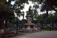 Sucre Square statue 2