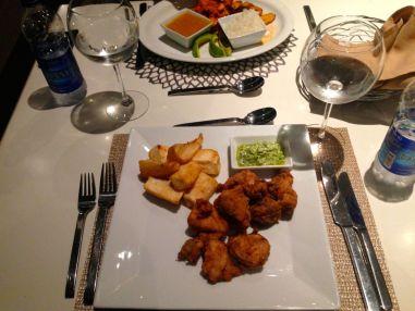 Dinner at Nabu