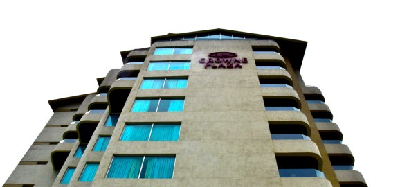Crowne Plaza Santo Domingo Header