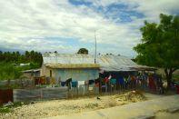 Dominican Republic scene house