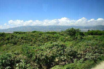 Haiti Road Scene