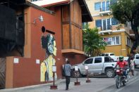 Port-au-Prince Petion-Ville Building Art