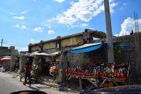 Port-au-Prince Street market tools