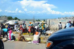 Port-au-Prince Street scene