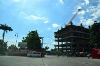 Port-au-Prince historic center building