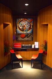 The Smallville Hotel Lobby Desk