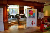 Westin Zagreb Lobby