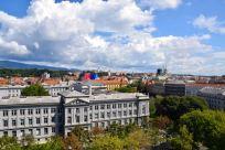 Westin Zagreb Room View