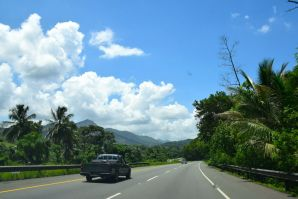 Drive to Santo Domingo 2