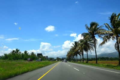 Drive to Santo Domingo