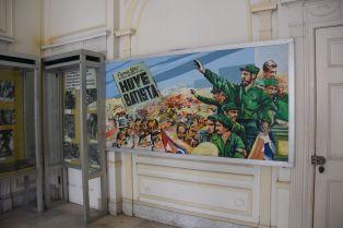 Havana Museo de la Revolución Poster