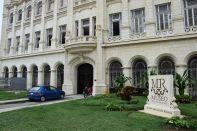 Havana Museo de la Revolución Sign