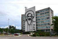 Havana Plaza de la Revolución Fidel