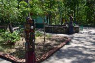 Los Tres Ojos Park Entrance