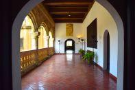 Museo de las Casas Reales Hall