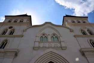 Santiago de los Caballeros Catedral de Santiago Apóstol Front