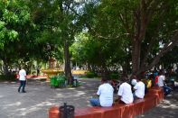 Santiago de los Caballeros Parque Duarte