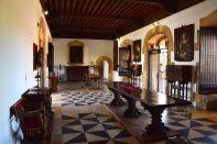 Santo Domingo Alcázar de Colón Hall