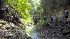 Twenty Seven Waterfalls Path