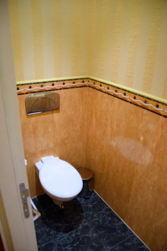 Arena di Serdica Room Toilet