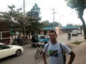 Success! Tanzania Tourist Shirt!