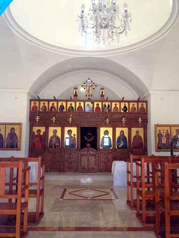 Saint Nicholas Church Interior