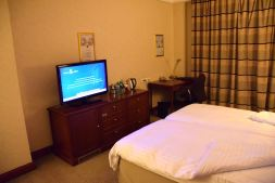 Athenee Palace Hilton Room TV