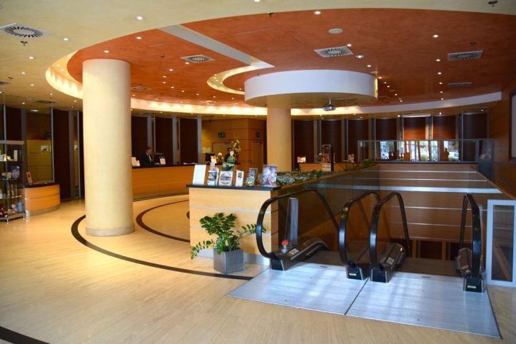 Austria Trend Hotel Lobby 2