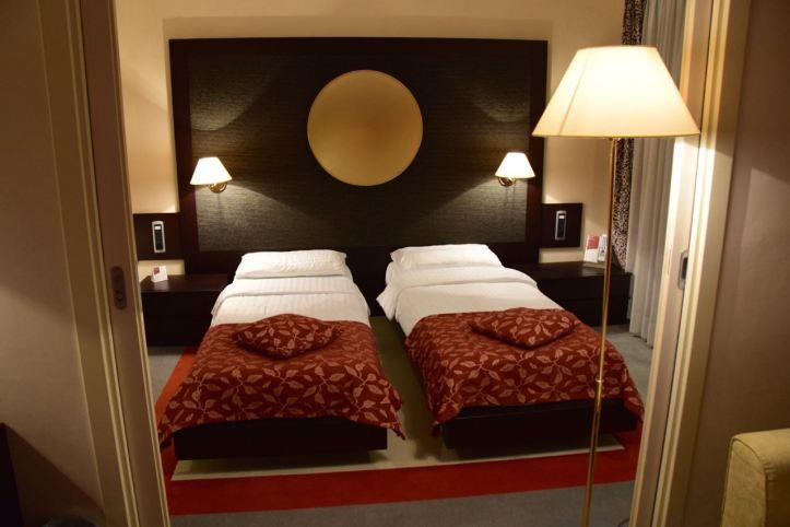 Austria Trend Hotel Room Beds