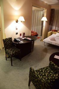 Austria Trend Hotel Room Seating