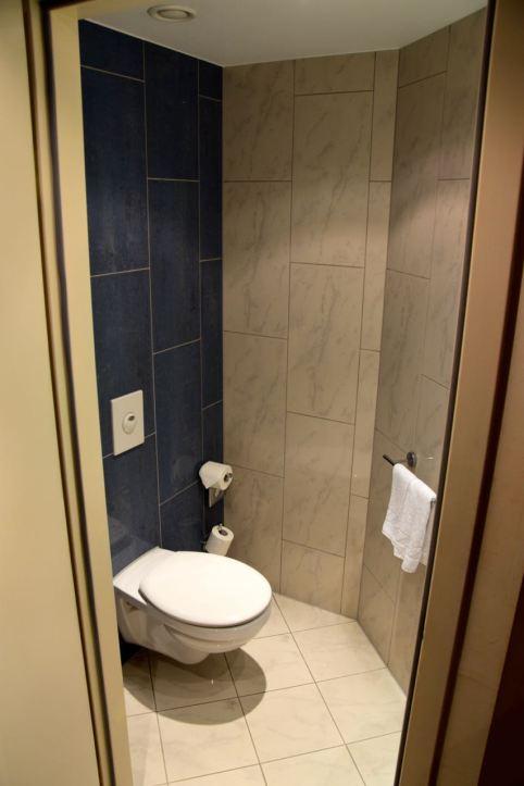 Austria Trend Hotel Room Toilet