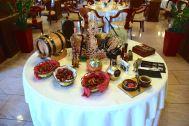Dinasty Hotel Tirana Restaurant Selection