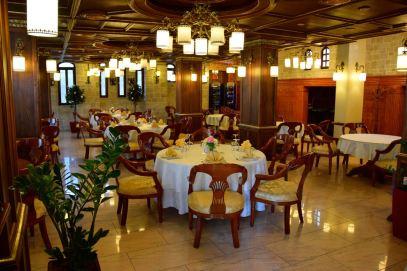 Dinasty Hotel Tirana Restaurant