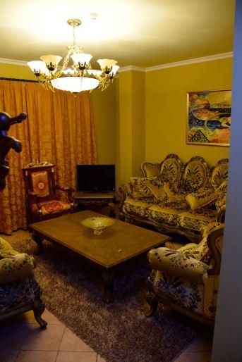 Dinasty Hotel Tirana Room LIving