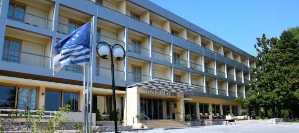 Divani Hotel Header
