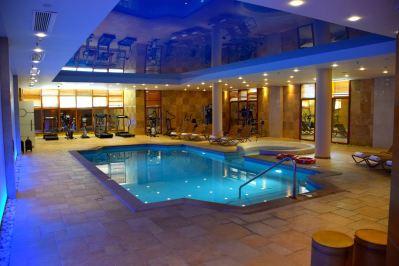Divani Hotel Pool