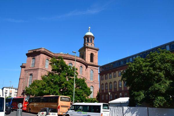 Frankfurt St. Paul's Church