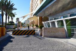 Grand Hyatt Amman Entrance