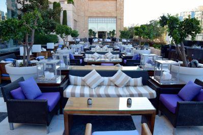 Grand Hyatt Amman Restaurant Seating