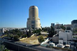 Grand Hyatt Amman Room View