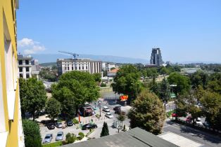 Holiday Inn Skopje Room View