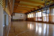 Hotel Hollywood Sarajevo Basketball Court