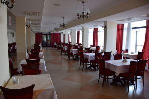 Hotel Inex Gorica Restaurant Seating