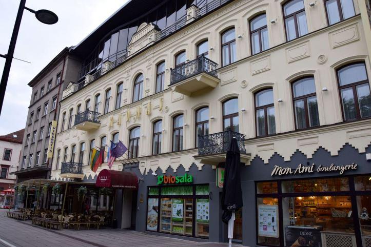 Hotel Kaunas Building