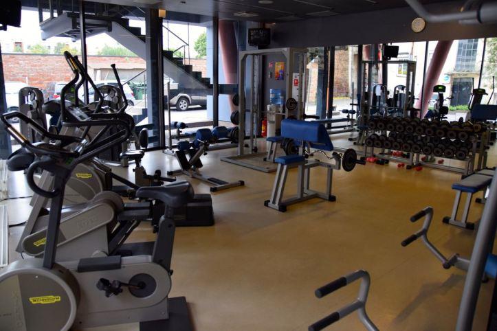 Hotel Kaunas Gym