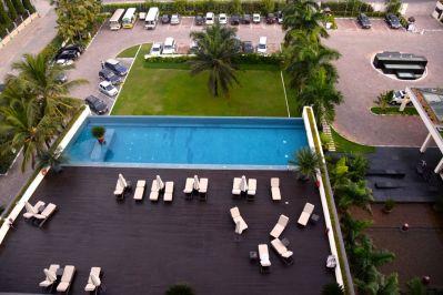 Hyatt Regency Dar es Salaam Pool