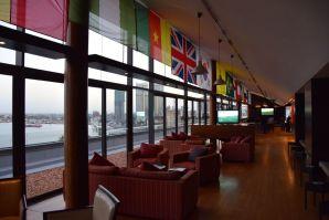 Hyatt Regency Dar es Salaam Restaurant Bar