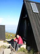 Kilimanjaro Horombo Hut David