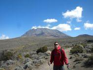 Kilimanjaro Horombo Hut Hike David