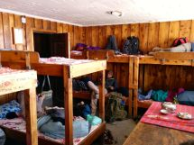 Kilimanjaro Kibo Hut Beds
